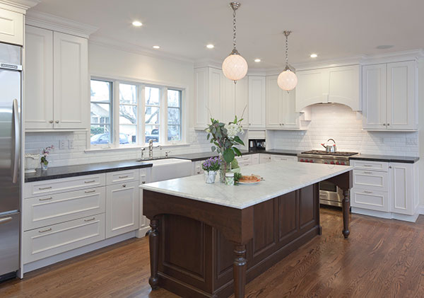 Custom Cabinetry Brookhaven Cabinetry Hinman