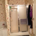 Hearthstone Bathroom - before