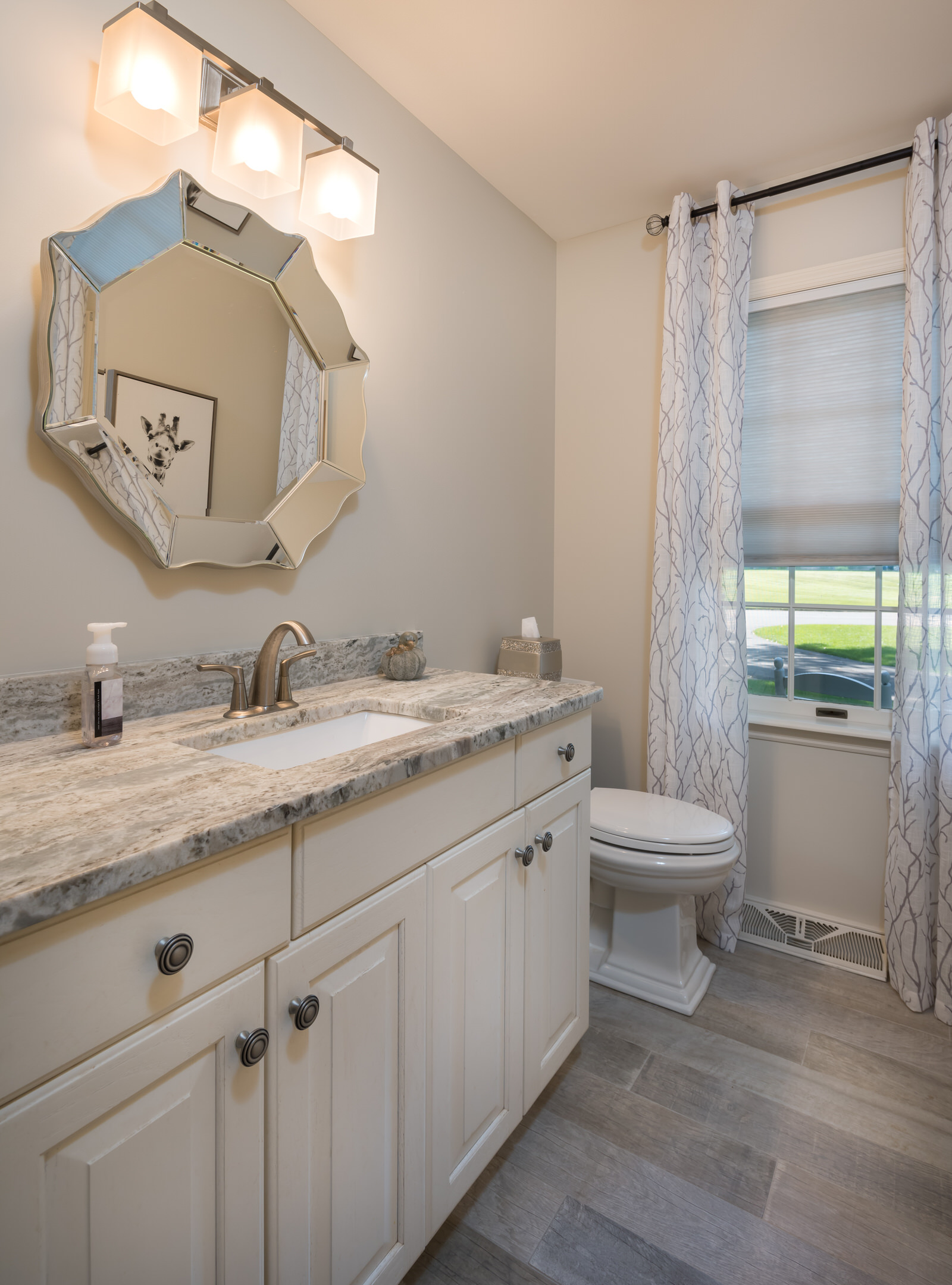 Form And Function Working In Perfect Harmony With The Colors And Material  Sections. The Floor Flows Into The Pantry And Updated Bath That Also  Features The ...
